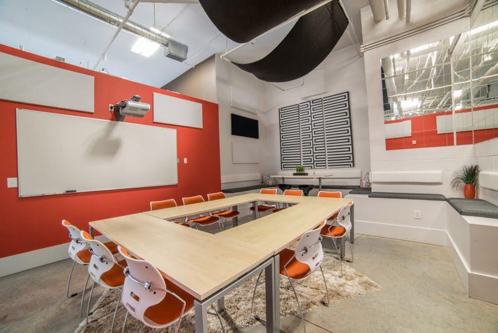 Cornerstone Coworking Meeting Room 5